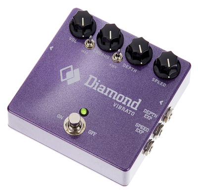 Diamond Pedals Vibrato .