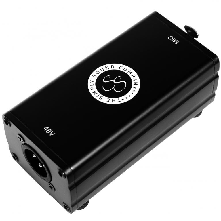 The Simply Sound Company SS-1 Microphone Preamp