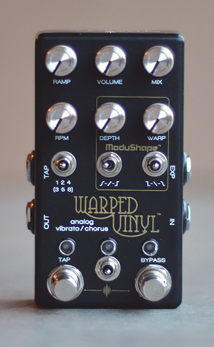 Chase Bliss Audio Warped Vinyl Pedal
