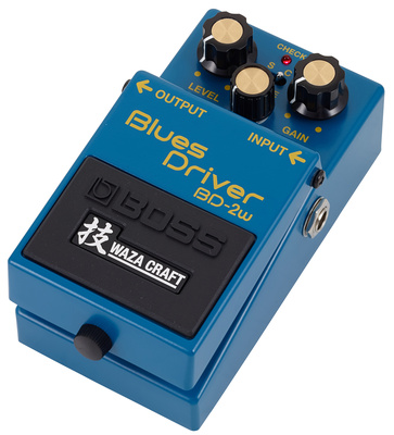 BD-2W Blues Driver Waza Craft Special Edition