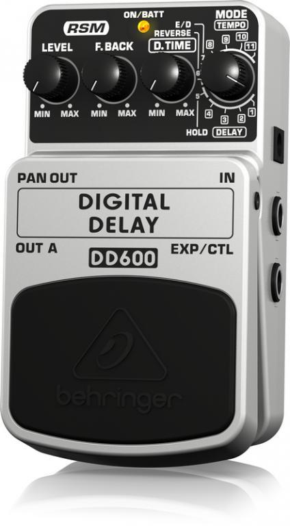 Digital Delay DD600 Pedal