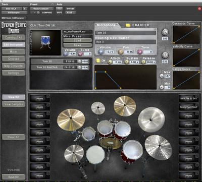 Steven Slate Drums 4 EX