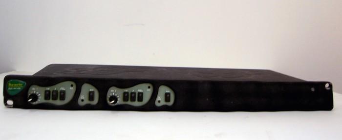 Green 1 Dual Mic Preamplifier