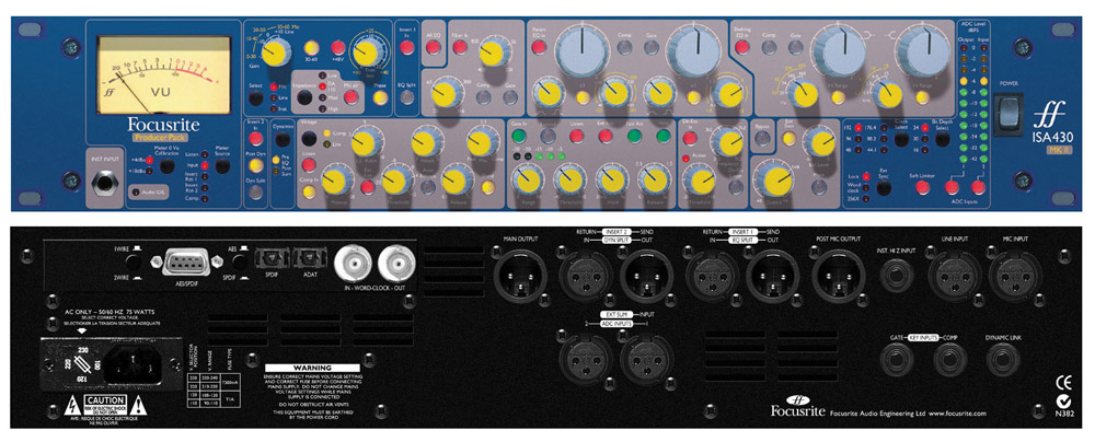 ISA 430 MKII Producer Pack