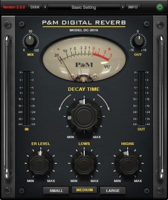 Digital Reverb