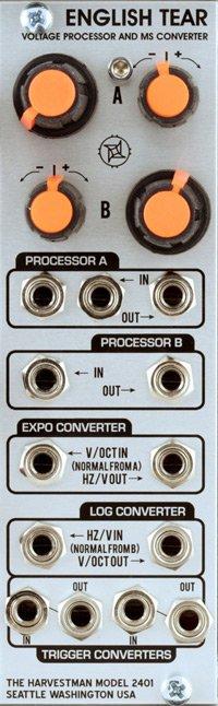 Industrial Music Electronics English Tear Model HM2401