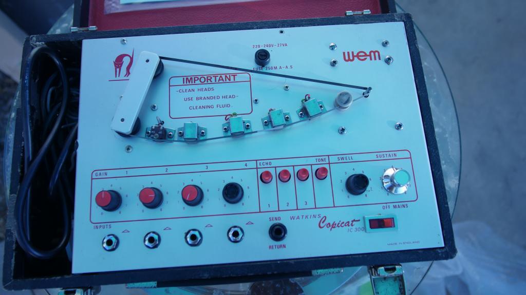 Copicat IC300