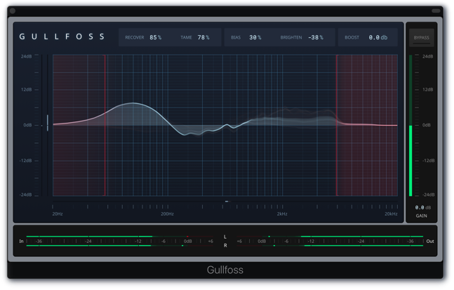 Soundtheory announces Gullfoss plug-in at NAMM 2018 - Page
