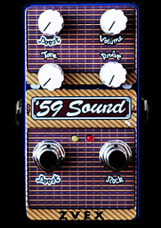 Z.Vex Effects '59 Sound (Vertical)