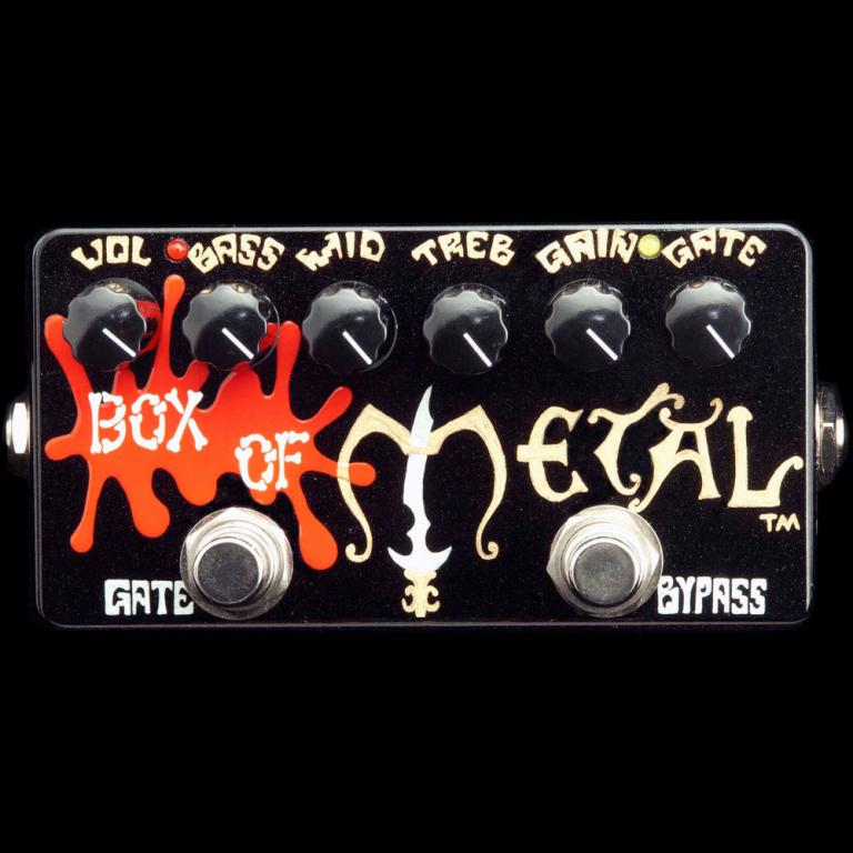 Z.Vex Effects Box of Metal