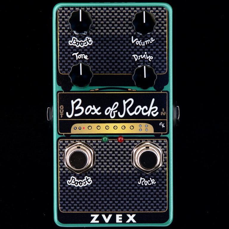 Z.Vex Effects Box of Rock (Vertical)