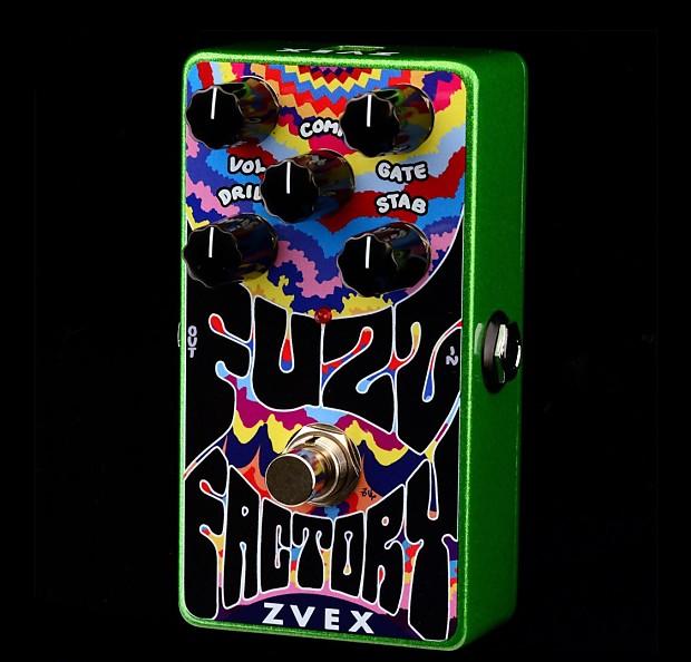 Z.Vex Effects Fuzz Factory Vertical