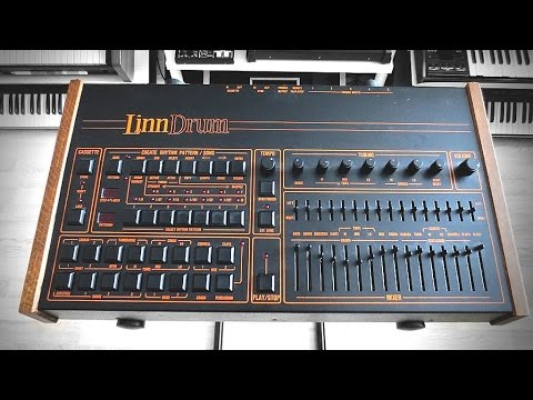 Linndrum LM-2
