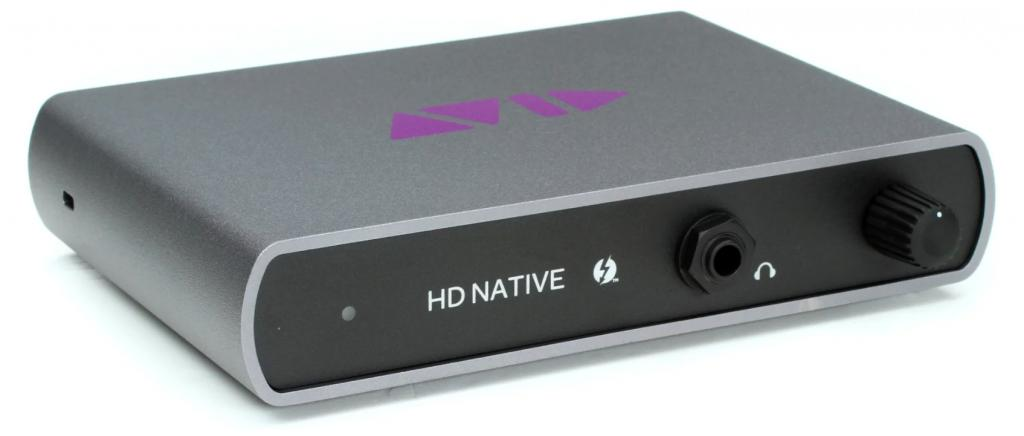 HD Native Thunderbolt Core