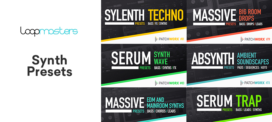 Loopmasters Synth Presets