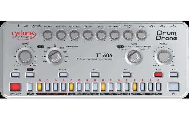 TT-606 Drum Drone