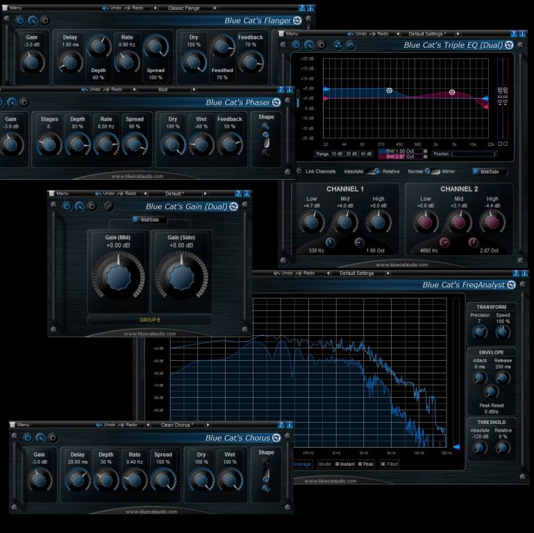 Freeware Plug-ins Pack II