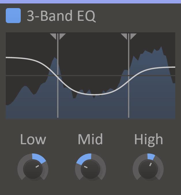 3-Band EQ Snapin