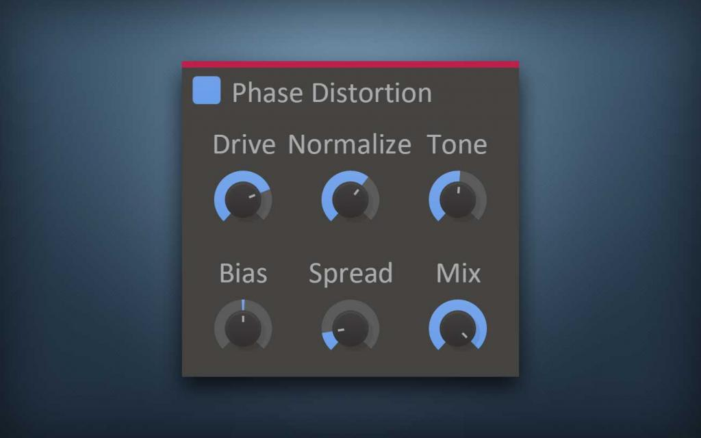Phase Distortion Snapin