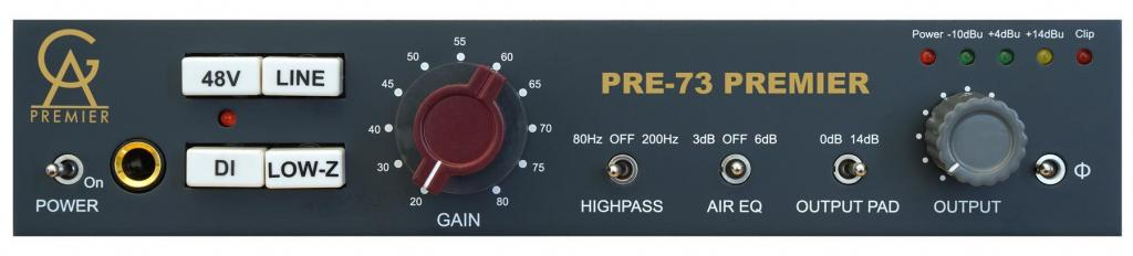 Golden Age Premier PRE-73 Premier PRE-73 Premier