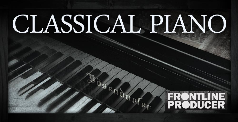 Frontline Classical Piano