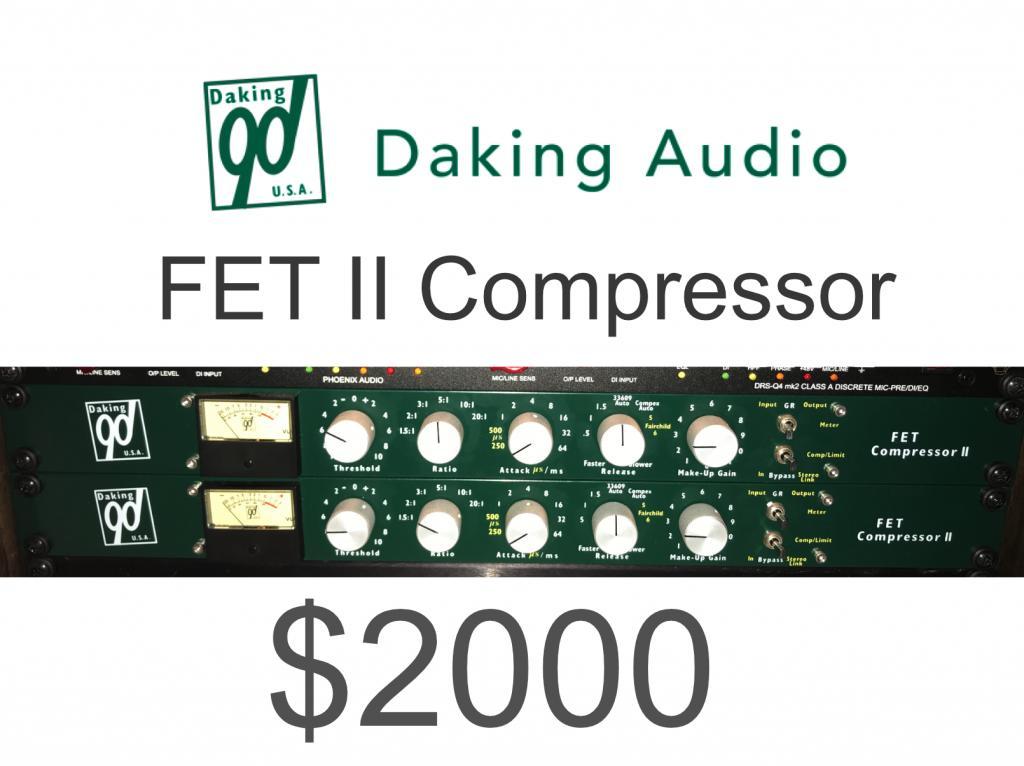Fet II Compressor