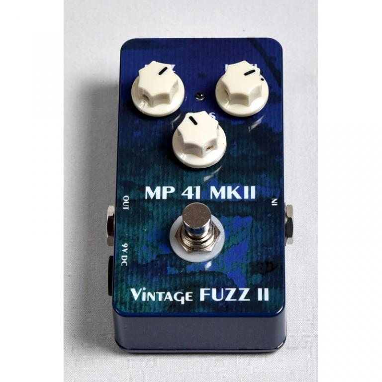 Doc Music Station Vintage Fuzz II (MP 41)