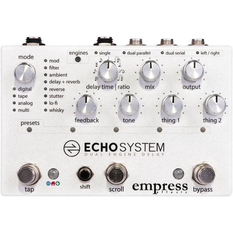 Empress Effects Ecosystem