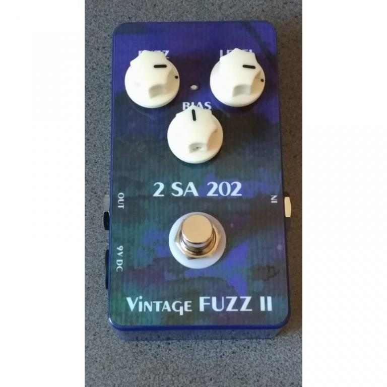 Doc Music Station Vintage Fuzz II 2 SA 202