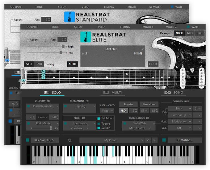 MusicLab RealStrat v5