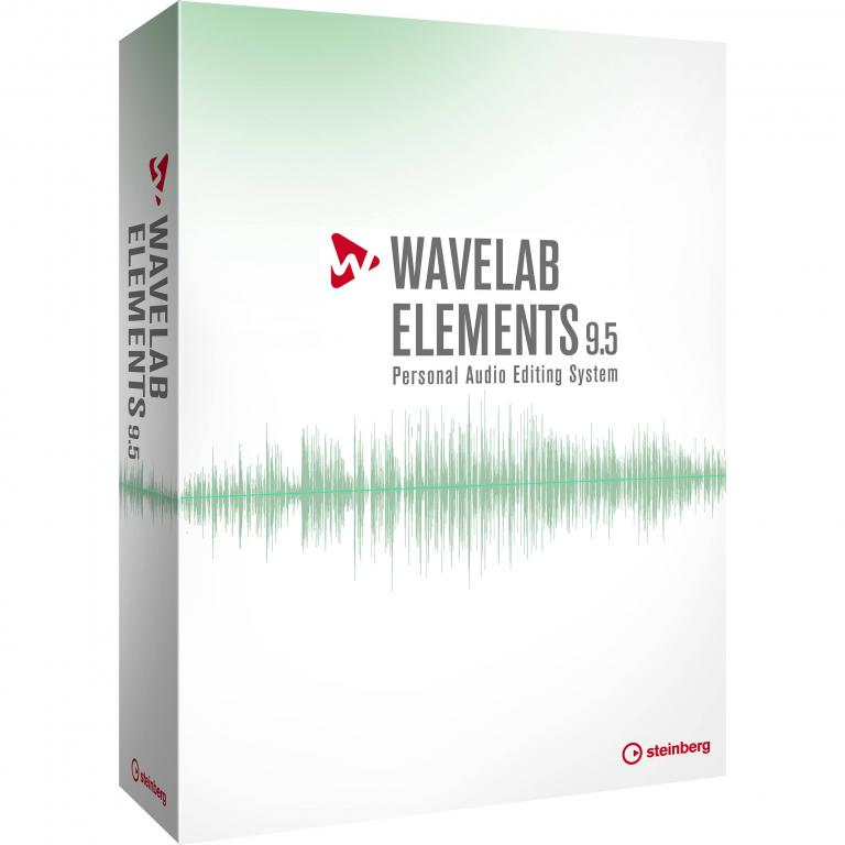Steinberg Steinberg Wavelab Elements 9.5