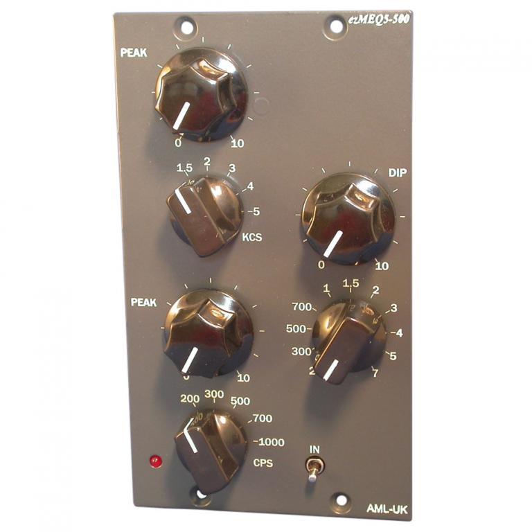 ezP1A-500 Program Equalizer