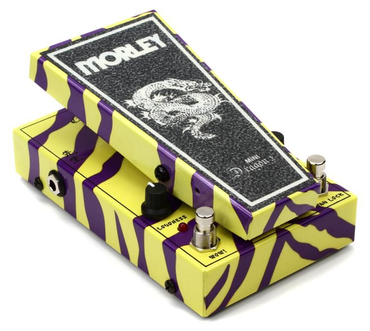 MORLEY George Lynch Dragon Wah 2 Mini