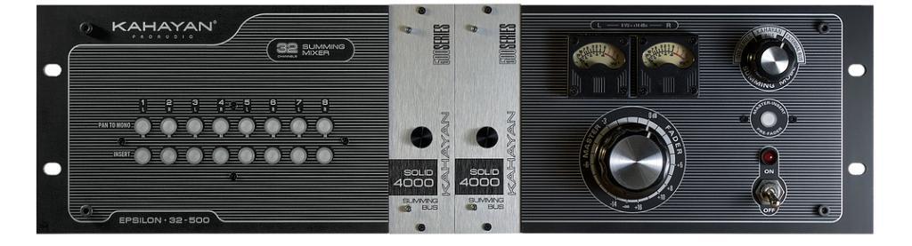 KAHAYAN Epsilon 32-500