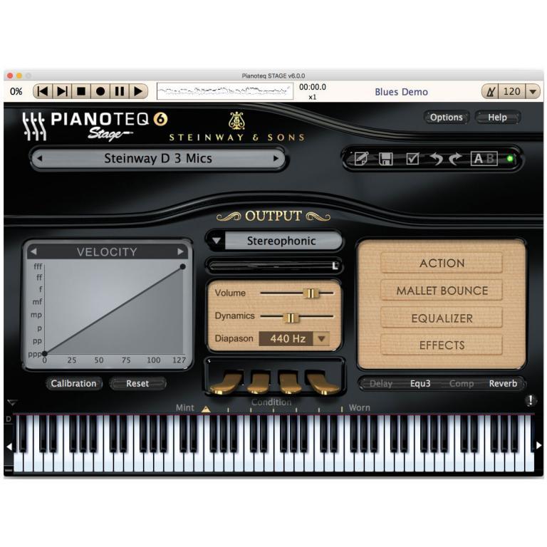 MODARTT Pianoteq 6 Stage