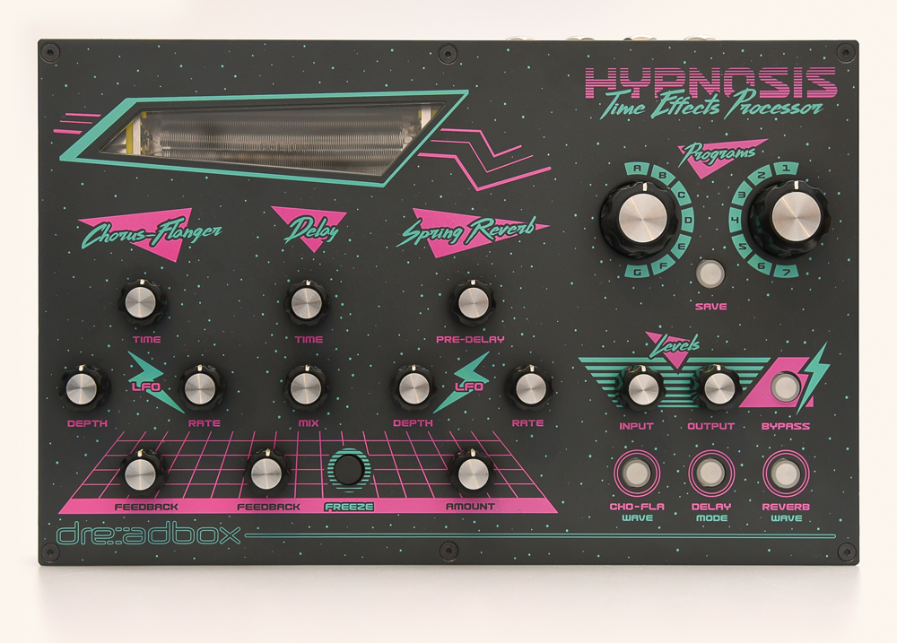 Hypnosis Time Effects Processor
