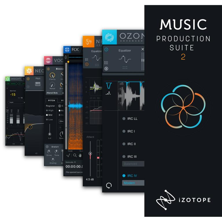 iZotope Releases RX 7 - Makes Audio Repair Easier for Musicians