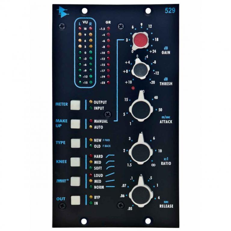 529 Stereo Compressor