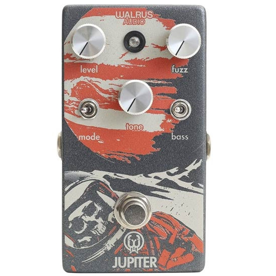 Jupiter Multi-Clip Fuzz V2