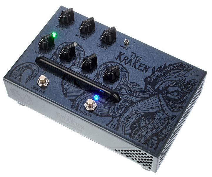 Victory Amps The Kraken V4 Preamp