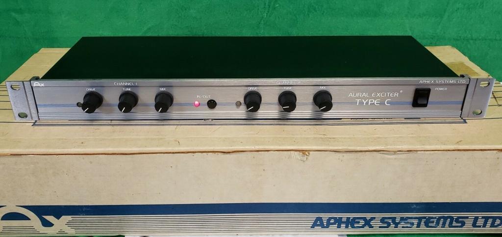 Aural Exciter Type C