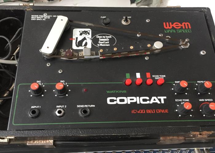 Copicat IC400