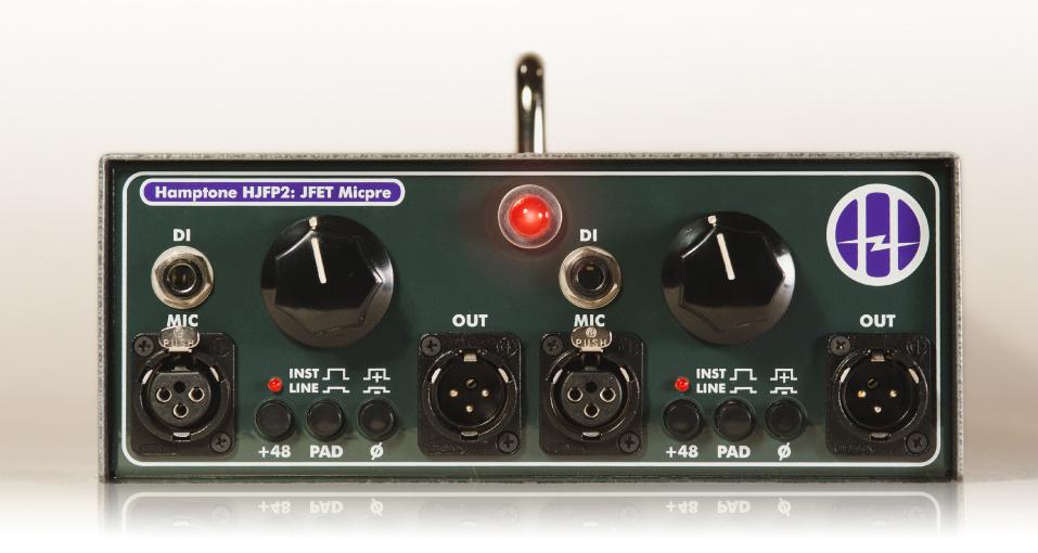 HJFP2 JFET MicPre