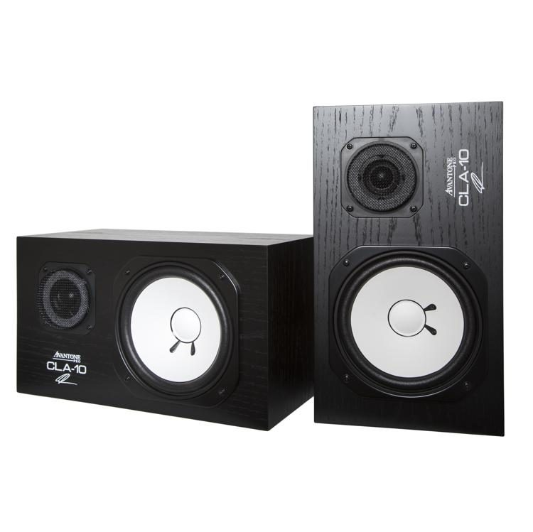CLA-10 Passive Studio Monitors - Pair