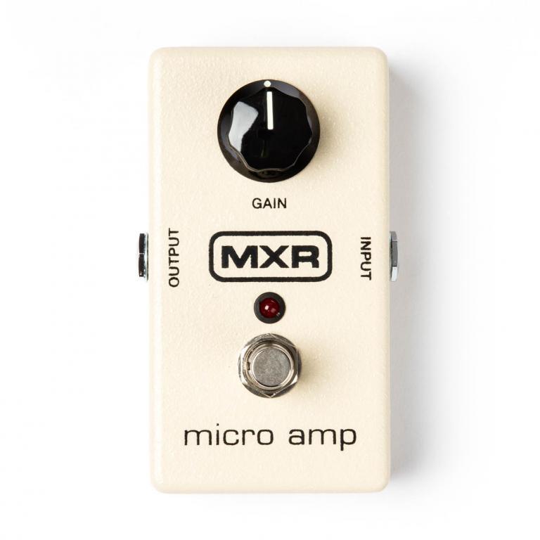 M133 Micro Amp Pedal