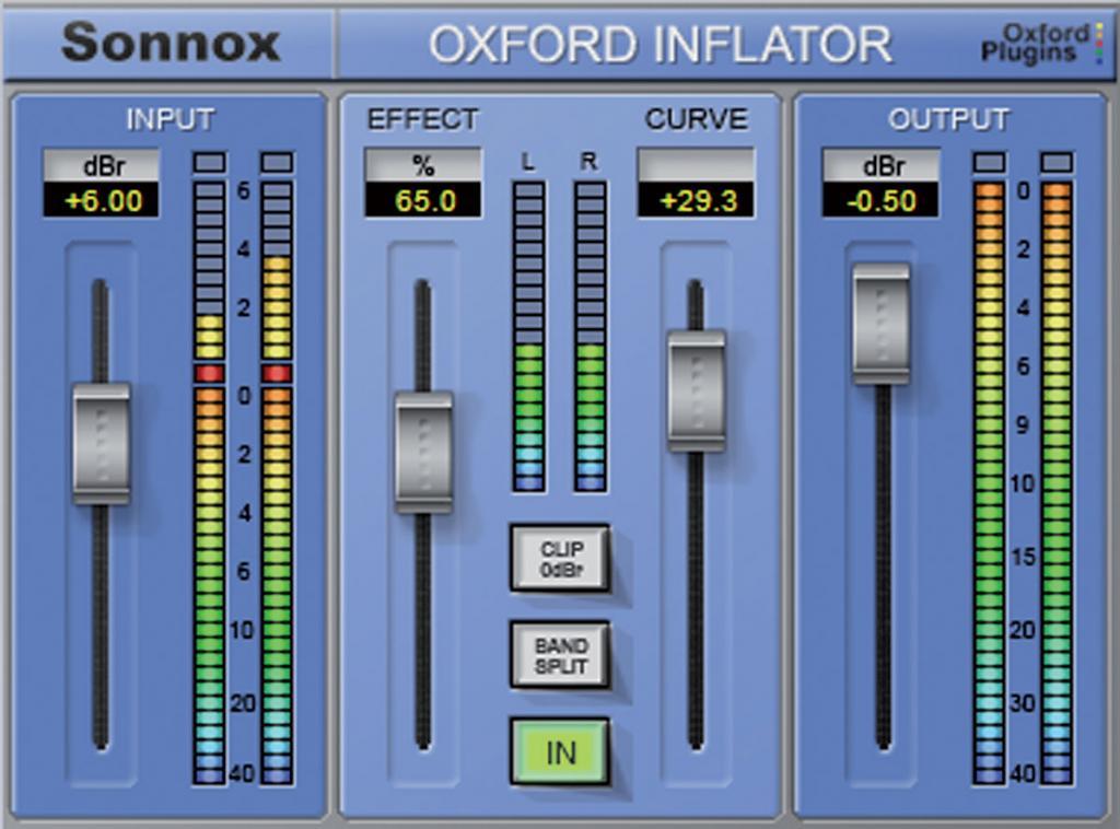 Oxford Inflator V3
