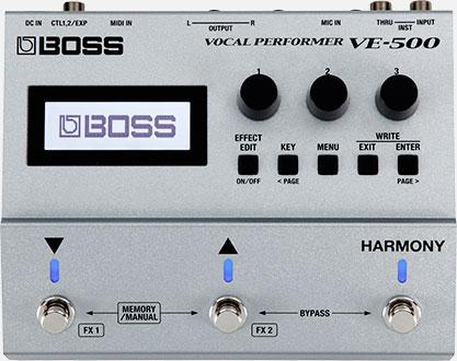 VE-500 Vocal Performer