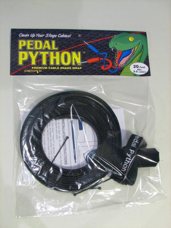 Pedal Python Pedal Python