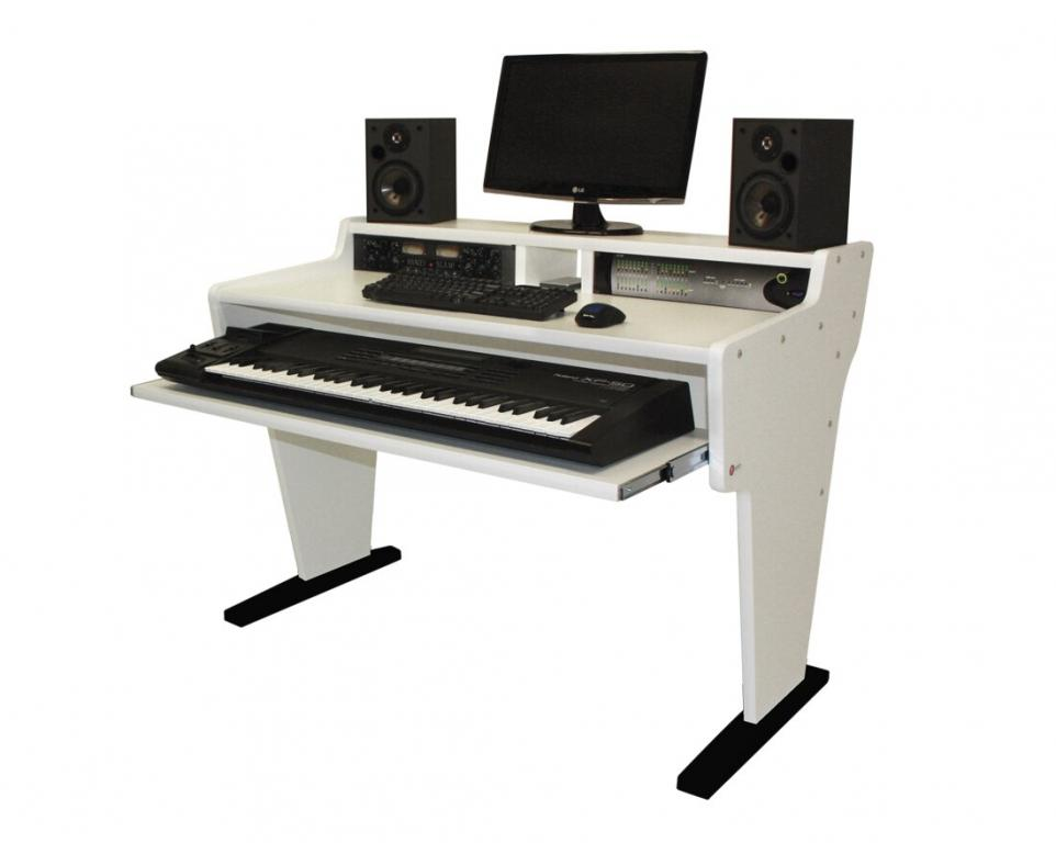 AZ Studio Workstations Spike 61 Recording/Producer's Work Desk