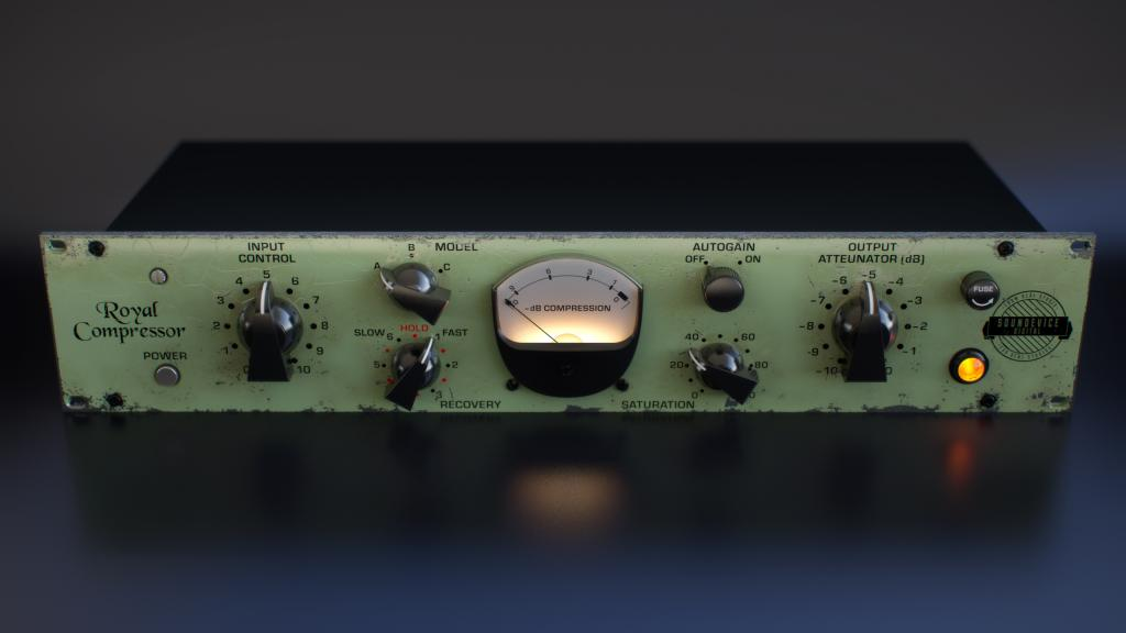 United Plugins Royal Compressor